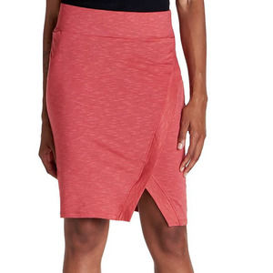 Toad&Co. Moxie Pencil Skirt M Pocket Active